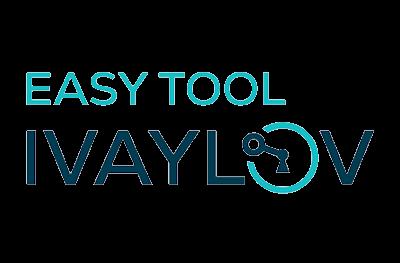 Ivaylov locksmith logo