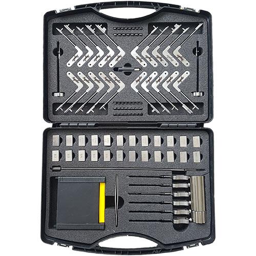 Image of Set for Double-bit locks