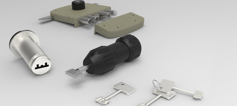 ISEO Pump Lock Decoder