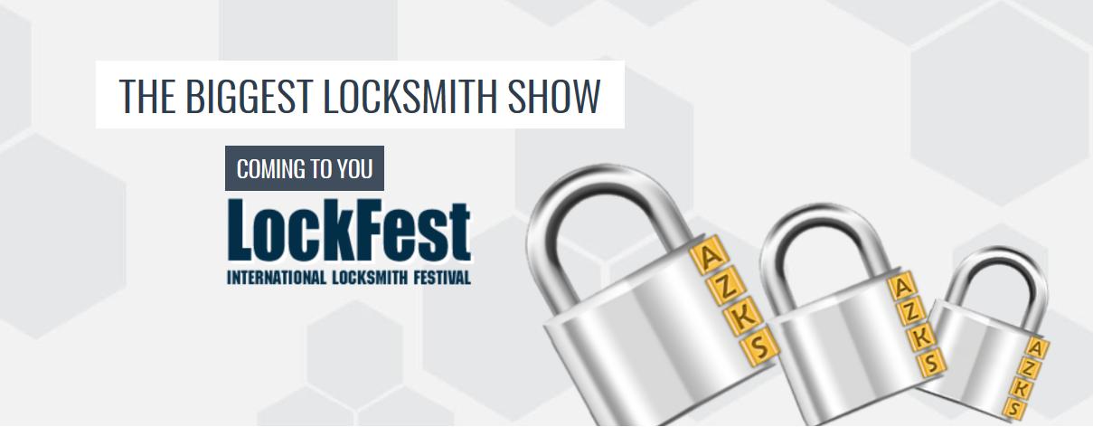 LockFest Internationl Locksmith Festival