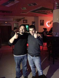Naftali and Dimitar