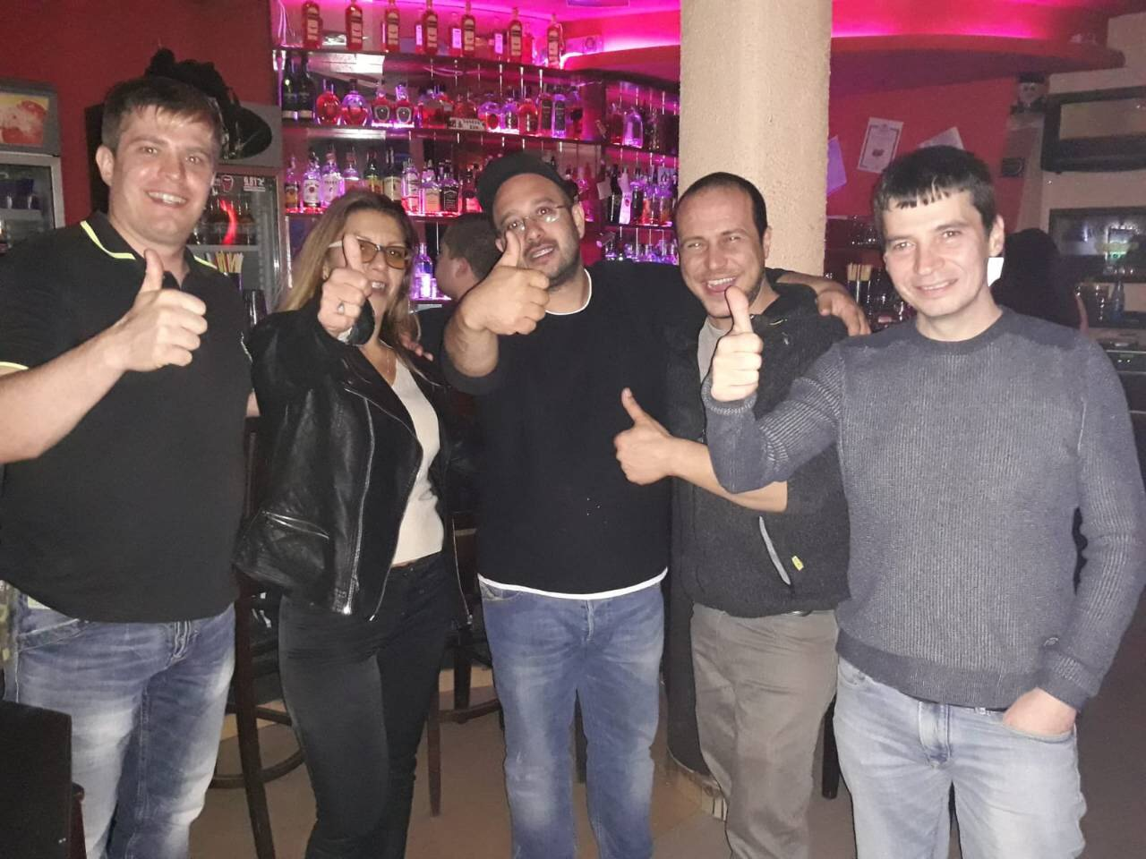 Ivaylov team ans d Naftali